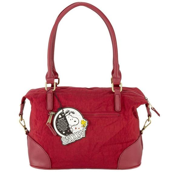 Bolsa Feminina Snoopy Coleção Be Cool Sp5804
