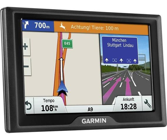 Gps Garmin Drive 40 4.3 - Preto - Pronta Entrega Sem Caixa