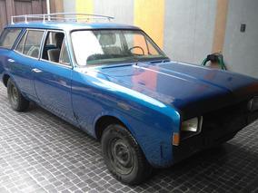 Opel Rekord Caravan 1969