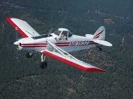Planta Do Aeromodelo Piper Pa-25 Pawnee Giant