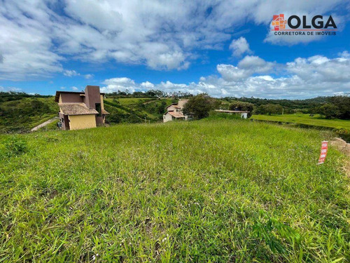 Imagem 1 de 13 de Terreno No Condomínio Campos Do Valle, À Venda - Gravatá/pe - Te0274