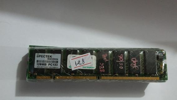 Lote 3 Memórias Desktop Pc Chip 128mb Ddr #121