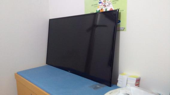 Televisão 48 Polegada Tela Rachado