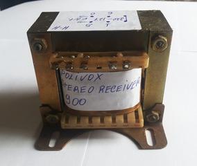 Transformador De Força Do 3 Em 1 Polyvox Model 900