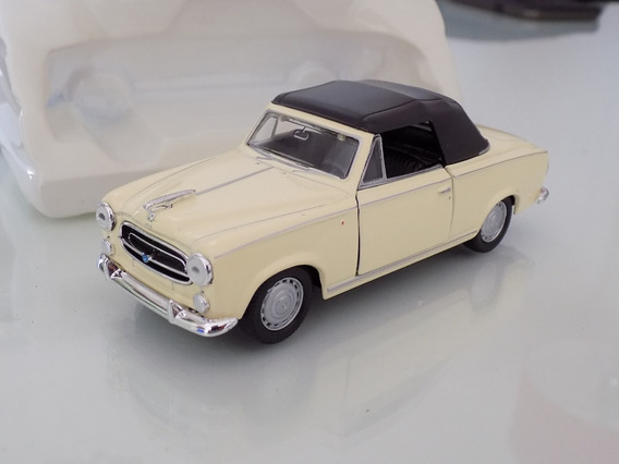 Peugeot 403 Cabriolet 1/43 Welly