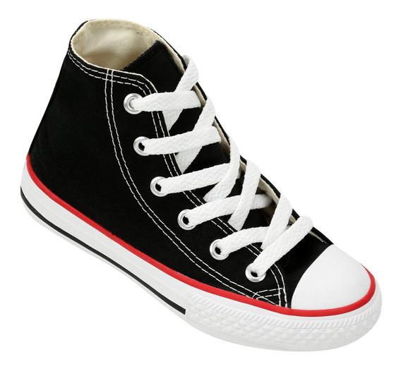 Tênis Converse Chuck Taylor All Star 3 Infantil - Preto