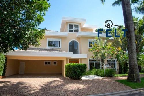 Imagem 1 de 15 de Casa Em Condominio - Alphaville - Ref: 2133 - V-2133