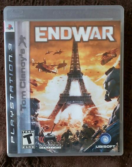 Tom Clancys Enderwar Para Playstation 3