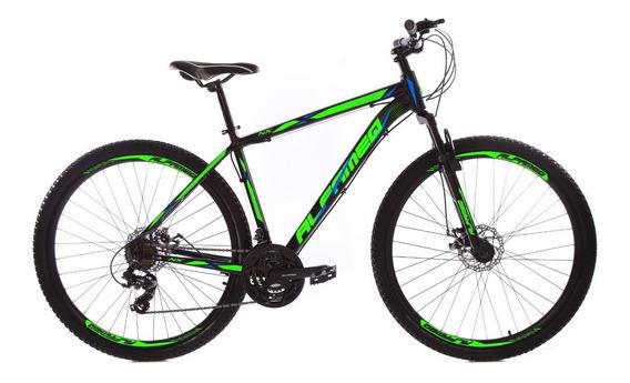 Bicicleta Aro 29 Alfameq Nx Freio A Disco 24 Marchas