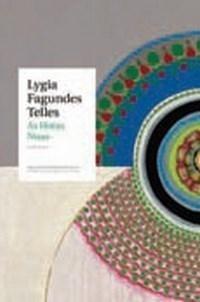 Livro As Horas Nuas. Lygia Fagundes Telles