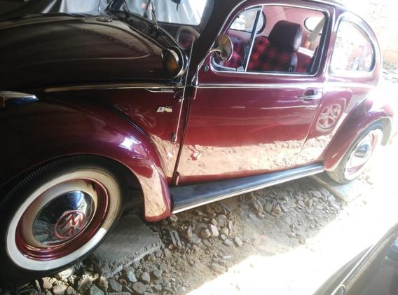 Volkswagen Escarabajo Oval