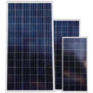Panel Solar Fotovoltaico 100 Watts Policristalino Logus