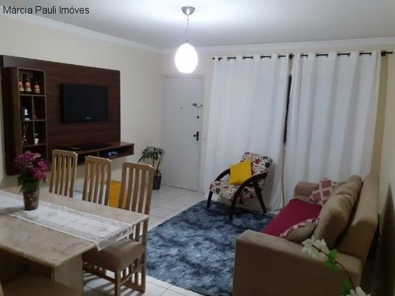 Apartamento No Condomínio Morada Do Japi - Eloy Chaves - Jundiaí - Ap03841 - 34230306