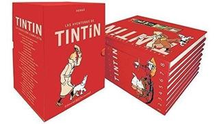 Las Aventuras De Tintin - Colección Completa - Tapa Dura