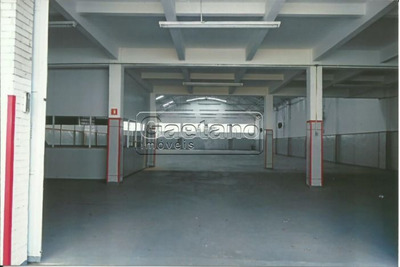 Galpao Industrial - Vila Antonieta - Ref: 16024 - L-16024
