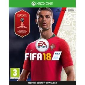 Fifa 18 Xbox One Midia Offline