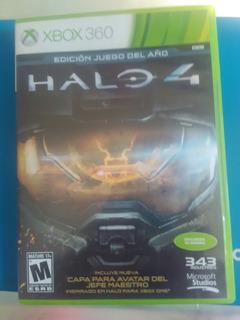 Halo 4 Con Los 2 Discos