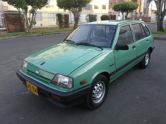 Chevrolet Sprint Mt1000cc Verde Acuarela Sa