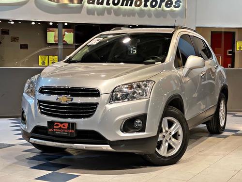 Chevrolet Tracker Ltz 4x2 1.8n 2015 104.000km Gris