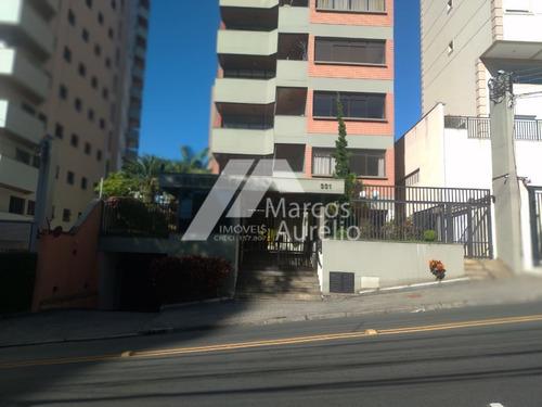 Imagem 1 de 27 de Apartamento Alto Padrão À Venda Em Santo André/sp - 120