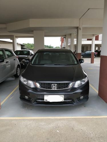 Honda Civic 2016 2.0 Lxr Flex Aut. 4p