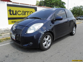 Toyota Yaris Yaris 2p Sincronico