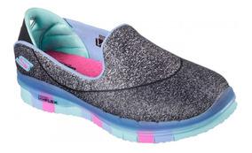 Tênis Infantil Feminino Skechers Go Flex Walk 81078l