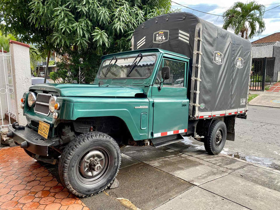 Nissan Patrol 61 4x4 Unico Dueño 3216395235 Recibocarro