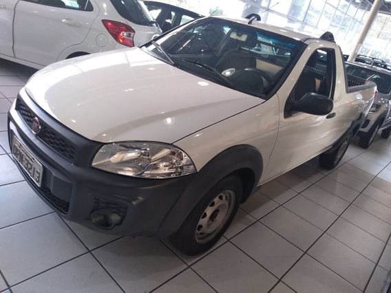 Fiat Strada 1.4 Hard Working Cs Flex 2p Mecanico