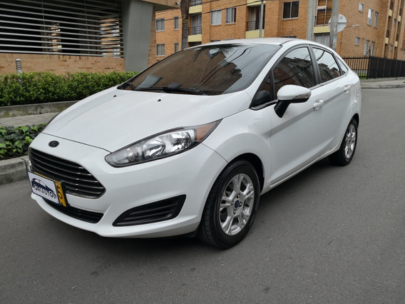 Ford Fiesta Se Mt 1.600 Full Eq