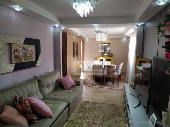 Casa Com 3 Dormitórios À Venda, 180 M² Por R$ 500.000,00 - Conjunto Habitacional Padre Anchieta - Campinas/sp - Ca0770