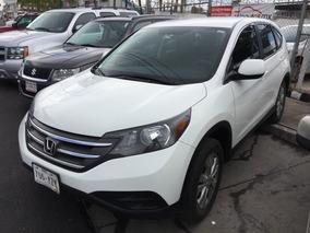 Honda Cr-v 2013, Exl, V/e, A/a, Rines, Excelente Estado