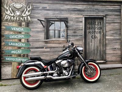 Harley Davidson Softail Fat Boy Ano 2000