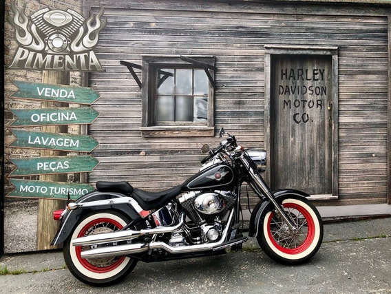Harley Davidson Softail Fat Boy Ano 2000