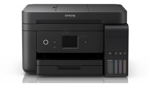 Impresora Multifuncion Epson L6191 Sistema Continuo Ecotank