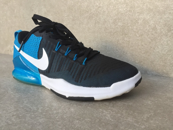 Tênis Nike Zoom Train Action Masculino - Azul Claro E Preto