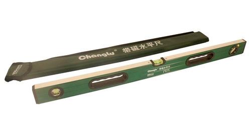 Nivel De Aluminio Magnético 800mm Changlu