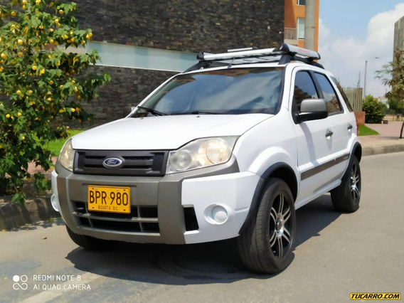 Ford Ecosport Mt 2000cc Mt Aa Ab Abs