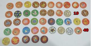 Coleção Tazos Elma Chip