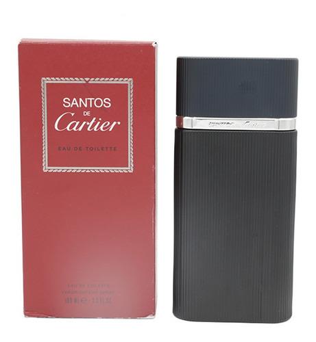 Perfumes - Lociones Santos Cartier 100 - mL a $2400