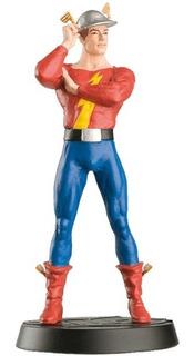 Figura De Plomo - Old Flash (jay Garrick) - Dc Comics