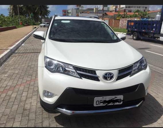 Toyota Rav4 2.0 4x4 Aut. 5p 2015