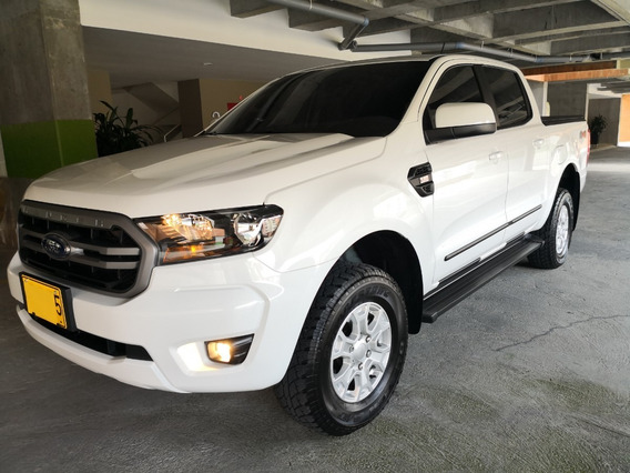 Ford Ranger 3.2l Diesel 4x4 Mt Xlt 2020