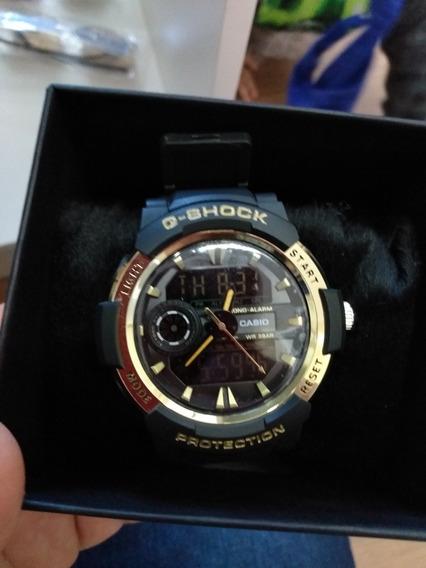 Relógio G-shock, Brinde Surpresa