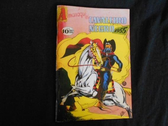 Almanaque Do Cavaleiro Negro - 1955 - Fac - Símile - Hq