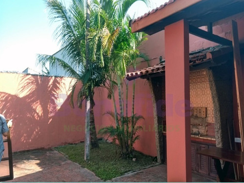 Casa Térrea, Venda Ou Permuta, Balneário Pigalle, Itanhaém - Ca09330 - 34210787