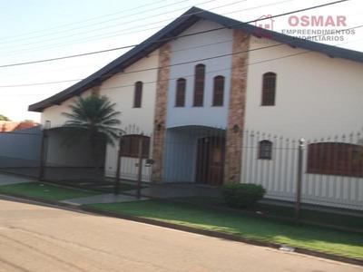 Chácara Residencial Para Venda E Locação, Jardim Santa Madalena, Sumaré. - Ch0011