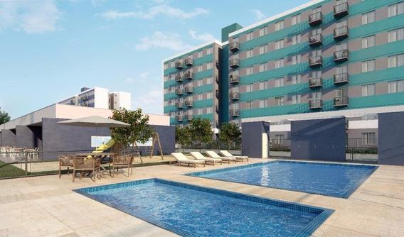 Minha Casa Minha Vida Em Biguaçu | 2 Dormitórios, Sacada Ou Garden. - Ap3713