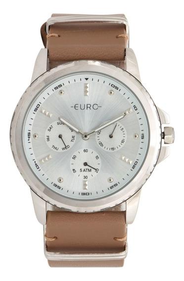Relógio Euro Spike Basics Prata - Euvd75aa/3c