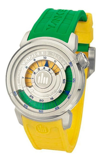 Relógio Yankee Street Unissex Analógico Ys38196g